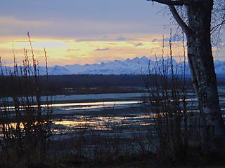 Talkeetna sunset 003