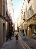 Aix city street
